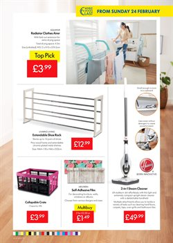 Furniture offers in the Lidl catalogue in Darlington