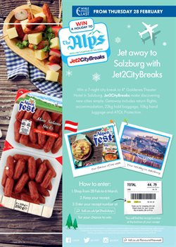 Flights offers in the Lidl catalogue in Royal Leamington Spa