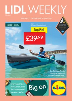 Lidl offers in the Bristol catalogue