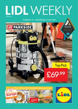 Supermarkets offers in the Lidl catalogue in Bristol