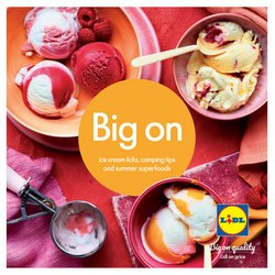 Lidl offers in the Glasgow catalogue