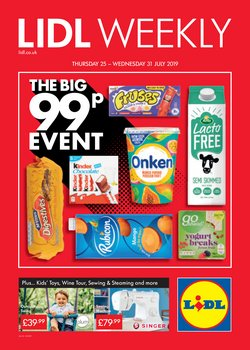 Lidl offers in the Bridgend catalogue