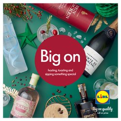 Lidl offers in the Birmingham catalogue