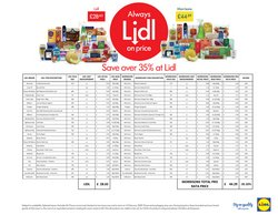 Lidl catalogue in London ( 8 days left )
