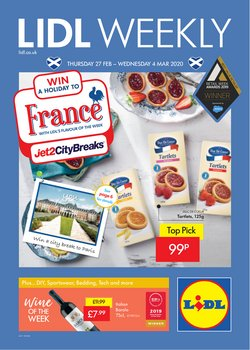 Lidl catalogue ( 3 days ago )
