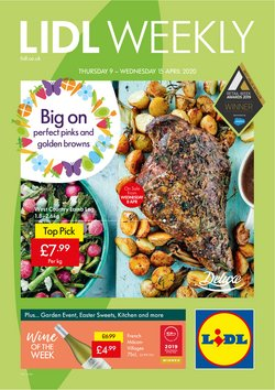 Lidl catalogue in Birmingham ( 2 days ago )