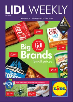 Lidl catalogue ( 1 day ago)