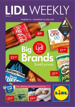 Lidl catalogue in Leeds ( Published today  )