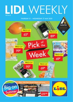 Lidl catalogue ( 2 days left)