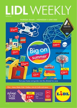 Lidl catalogue in Birmingham ( Expires today )