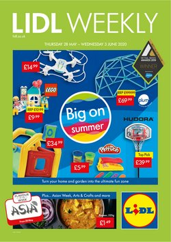 Lidl catalogue ( 7 days left )