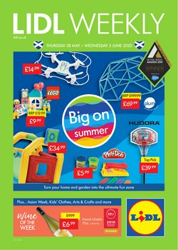 Supermarkets offers in the Lidl catalogue in Aberdeen ( 4 days left )