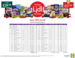 Lidl catalogue in London ( Expires today )