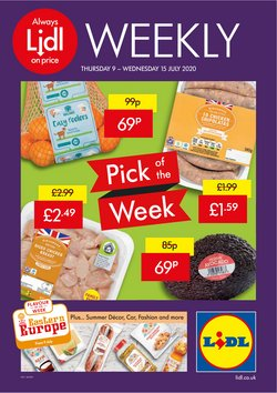 Lidl catalogue in Bury ( 6 days left )