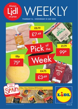 Lidl catalogue in Widnes ( 8 days left )