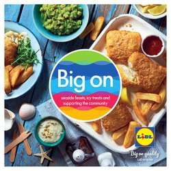 Lidl catalogue ( Published today  )