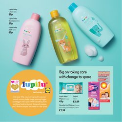 Offers of Bath in Lidl