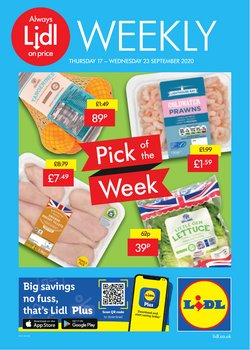 Supermarkets offers in the Lidl catalogue in Coventry ( 3 days left )