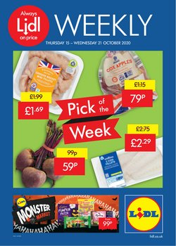 Lidl catalogue ( 2 days left )