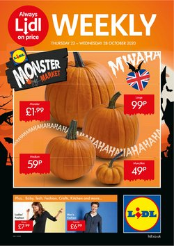 Lidl catalogue ( 9 days left )