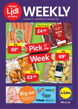 Lidl catalogue in Stourbridge ( Published today  )