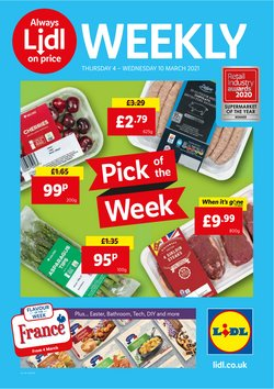 Lidl catalogue ( 8 days left )