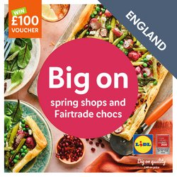 Lidl catalogue in Leeds ( 23 days left )