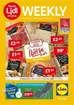 Lidl catalogue in Leeds ( 5 days left )