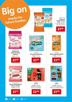 Animal offers in the Lidl catalogue ( Expires tomorrow)