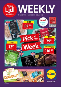 Supermarkets offers in the Lidl catalogue ( Expires tomorrow)