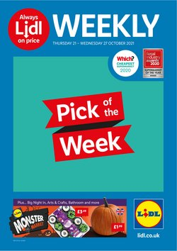 Supermarkets offers in the Lidl catalogue ( 10 days left)