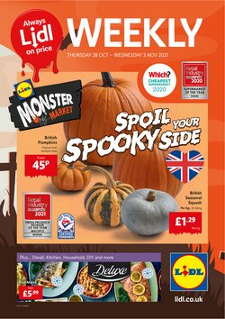 Supermarkets offers in the Lidl catalogue ( 7 days left)