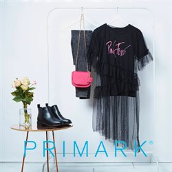 Clothes, shoes & accessories offers in the Primark catalogue in Worthing