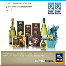 Aldi offers in the London catalogue