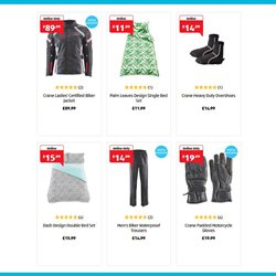 Jacket offers in the Aldi catalogue in London