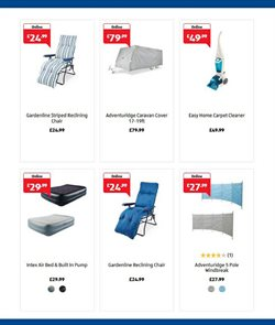 Chairs offers in the Aldi catalogue in London