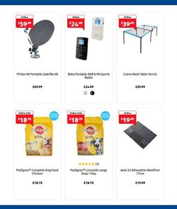 Chicken offers in the Aldi catalogue in London