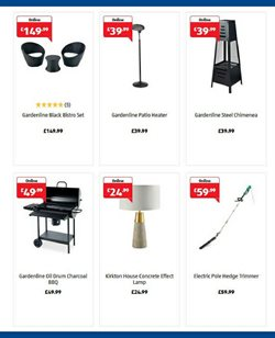 Lamp offers in the Aldi catalogue in Worthing