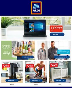 HP offers in the Aldi catalogue in London