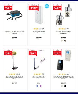 Computers & electronics offers in the Aldi catalogue in London