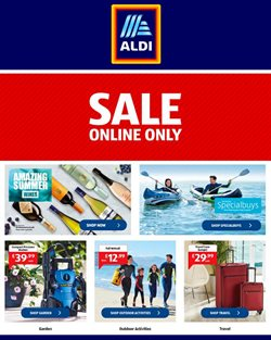 Supermarkets offers in the Aldi catalogue in Southwark