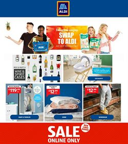 Supermarkets offers in the Aldi catalogue in Warrington