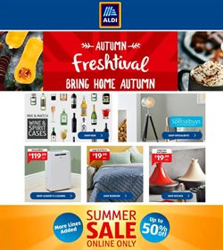 Supermarkets offers in the Aldi catalogue in Middlesbrough