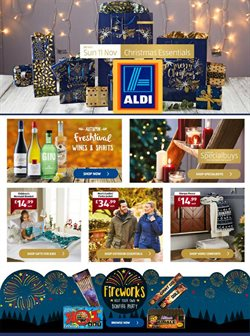 Supermarkets offers in the Aldi catalogue in London