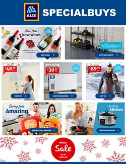 Supermarkets offers in the Aldi catalogue in Tower Hamlets
