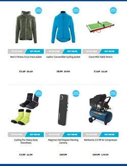 Tennis offers in the Aldi catalogue in London