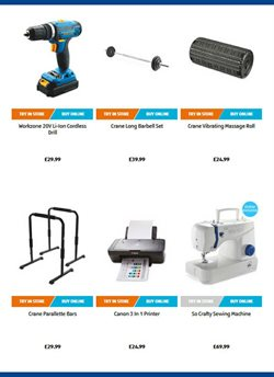 DIY offers in the Aldi catalogue in London