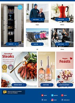 Kitchen offers in the Aldi catalogue in London