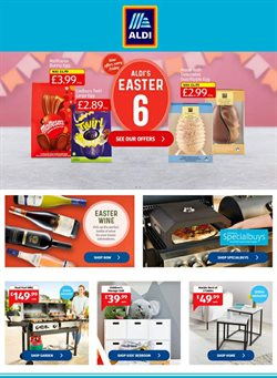Supermarkets offers in the Aldi catalogue in Wandsworth