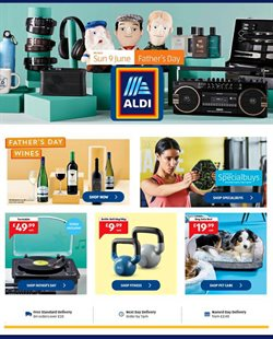 Aldi offers in the Glasgow catalogue